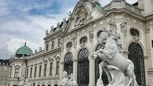 palác vídeň